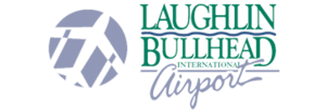 Laughlin/Bullhead International Airport - Image: Laughlin Bullhead International Airport Logo