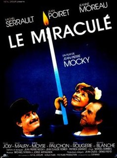 1987 French comedy film directed by Jean-Pierre Mocky
