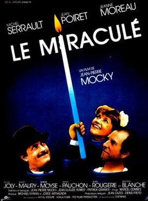 The Miracle (1987 film) - Film poster