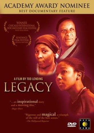 Legacy (2000 film) - Film poster