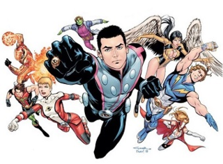 Legion of Super-Heroes fictional characters