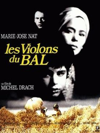 Violins at the Ball - Film poster