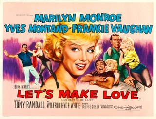 <i>Lets Make Love</i> 1960 film by George Cukor