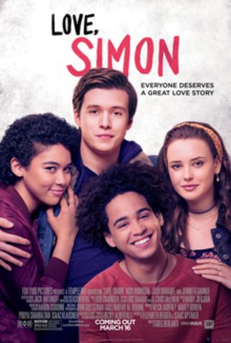 Love, Simon - Theatrical release poster