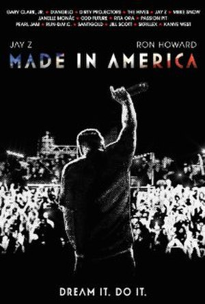Made in America (2013 film) - Film poster