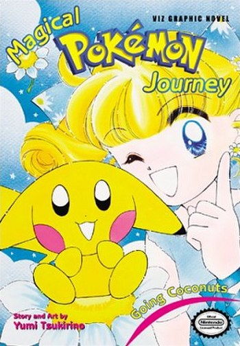 Magical Pokémon Journey