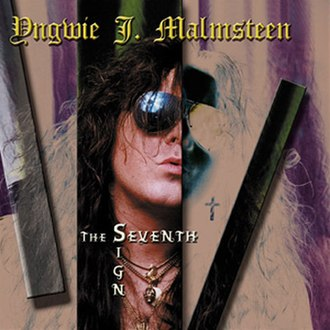 The Seventh Sign (album) - Image: Malmsteen 7sign