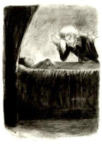 Jonathan Strange & Mr Norrell - Image: Man With Thistledown Hair