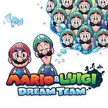 Mario Luigi Dream Team Wikipedia