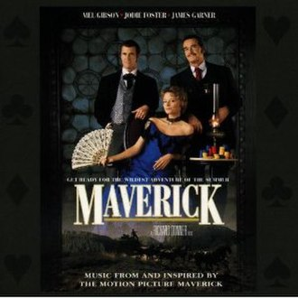 Maverick (soundtrack) - Image: Maverick Soundtrack