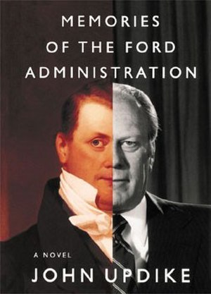 Memories of the Ford Administration - First edition cover