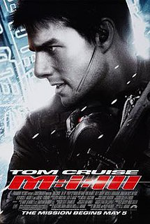 <i>Mission: Impossible III</i> 2006 film by J. J. Abrams