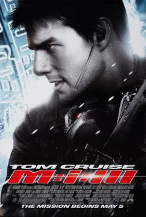 Mission: Impossible III - Theatrical release poster