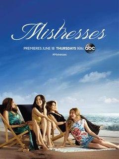 <i>Mistresses</i> (American season 3) Season of television series