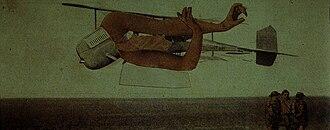 Murdering Airplane - Image: Murdering Airplane