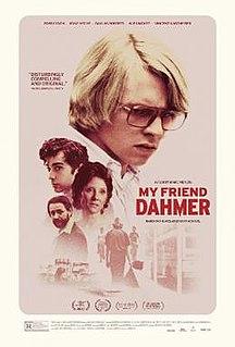 <i>My Friend Dahmer</i> (film) 2017 film by Marc Meyers