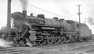New York Central Mohawk - Image: NYC L1c 2631