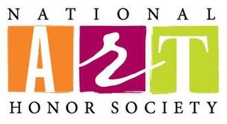 National Art Honor Society - Image: Nahslogo
