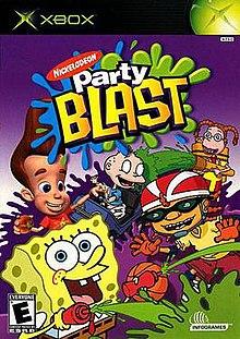 Nickelodeon Party Blast - Wikipedia