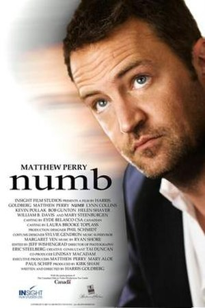 Numb (film) - Original poster