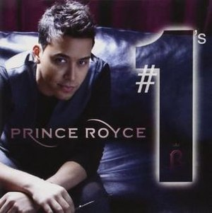 Number 1's (Prince Royce album) - Image: Number 1's (Prince Royce album cover)