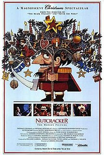 <i>Nutcracker: The Motion Picture</i> 1986 film by Carroll Ballard