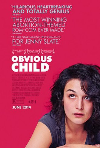 Obvious Child - Theatrical release poster
