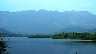 Kanyakumari district - The Western Ghats at Pechiparai, Kanyakumari District, near the southern end of the range.