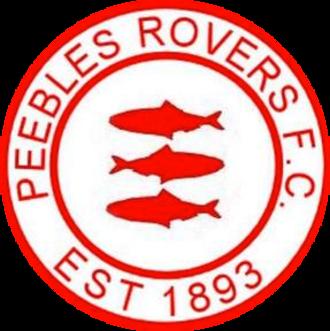 Peebles Rovers F.C. - Image: Peeblesroversfc