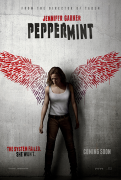 Picture of a movie: Peppermint