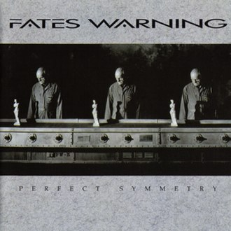 Perfect Symmetry (Fates Warning album) - Image: Perfect symmetry