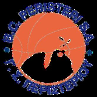 Peristeri B.C. - Image: Peristeri BC Official Logo