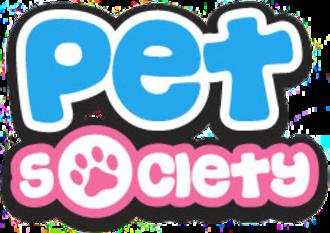 Pet Society - Image: Pet Societylogo