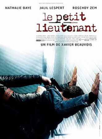 The Young Lieutenant - Film poster