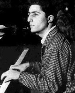 Dodo Marmarosa - Image: Pianist Dodo Marmosa