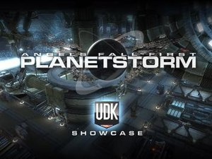 Angels Fall First: Planetstorm - Image: Planetstorm UDK demo cover