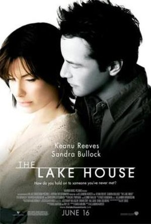 The Lake House (film) - Theatrical release poster
