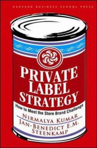 Private Label Strategy - Image: Private Label Strategy