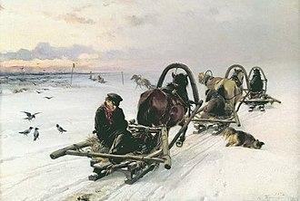 Illarion Pryanishnikov - Image: Pryanishnikov Porozhnyaki