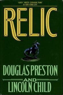 Relic Novel Wikipedia