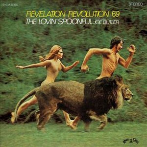 Revelation: Revolution '69 - Image: Revelation Revolution '69