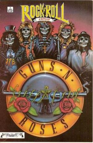 Rock 'N' Roll Comics - Image: Rock N Roll Comics 01