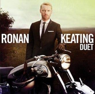 Duet (Ronan Keating album) - Image: Ronan+cover 300x 298