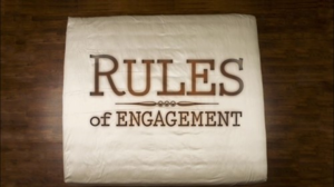 Rules of Engagement (TV series) - Image: Rules of Engagement title card