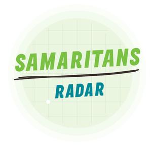 Samaritans Radar - Logo of Samaritans Radar service