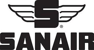 Sanair Super Speedway - Image: Sanair Speedway Logo
