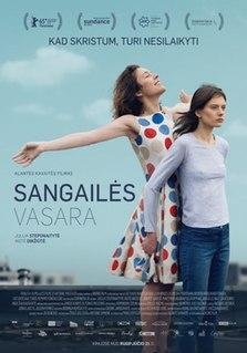 <i>The Summer of Sangailė</i> 2015 film