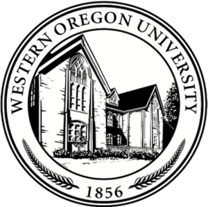 Western Oregon University - Image: Seal of Western Oregon University