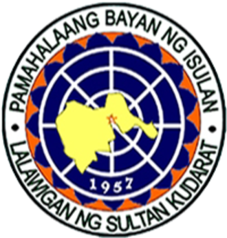Isulan, Sultan Kudarat - Image: Seal of the Municipality of Isulan in Sultan Kudarat Province, Philippines