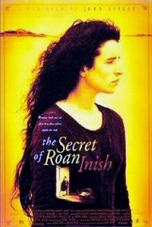 The Secret of Roan Inish - Theatrical release poster